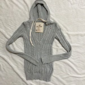 Hollister sweater hoodie-size XS